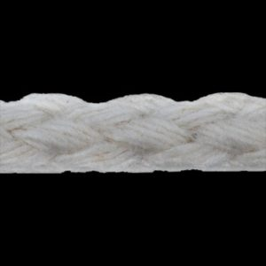 L60 Round Cotton Braided Clothing Cord 3.5mm