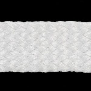 Q1400 Flat Braided Polyester Cord 8mm