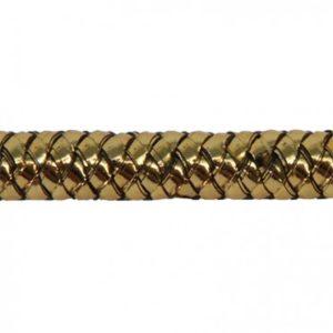 Q1635 Elasticated Lurex Braid 2mm