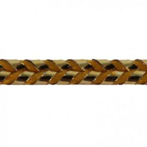 Q1729 Thin Lurex Fancy Braid 1.17mm
