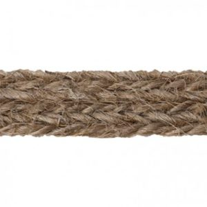 Q2396 Flat Jute Braid 10mm