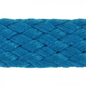Q3206 Flat Braided Polyester Cord 8mm