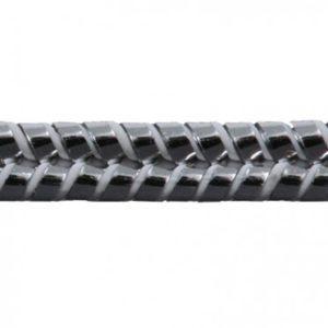 Q3520 Elasticated Lurex Braid 2mm