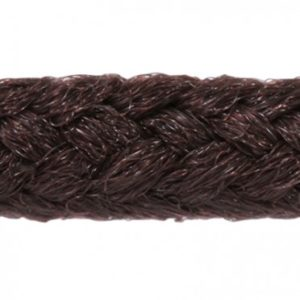 Q3696 Firm Round Laces 3mm
