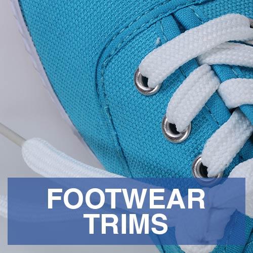 NBI Flat shoelaces